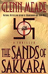 The Sands of Sakkara; The Snow Falcon; Tripwire; Donor