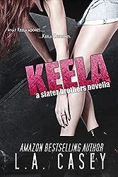 Keela (Slater Brothers) (English Edition)