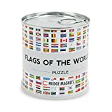 Flags of the World Puzzle Magnet...