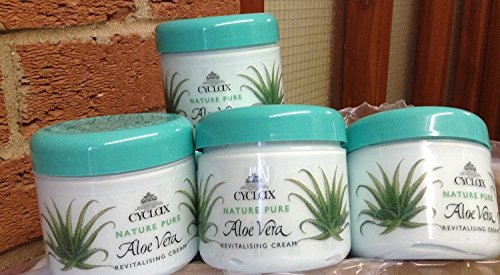 Cyclax Aloe Vera Revitalising Cream 300ml x 5 Multibuy