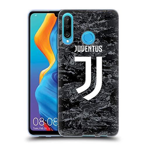 Head Case Designs Offizielle Juventus Football Club Home Goalkeeper 2019/20 Race Kit Soft Gel Huelle kompatibel mit Huawei P30 Lite