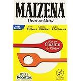 Maïzena Farine pour Lier sans Gluten Fleur de Maïs 400g - Lot de 4