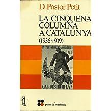 LA CINQUENA COLLUMNA (1936-1939)