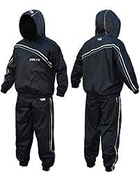 RDX Combinaison Sudation Fitness Survêtement Costume De Sauna Sweat Suit Training