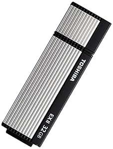 32GB TOSHIBA Ultra Highspeed TransMemory-EX II USB 3.0 Stick schreibt 130 MB/s