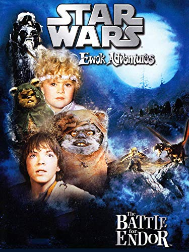 Star Wars Ewok Adventures - The Battle for Endor