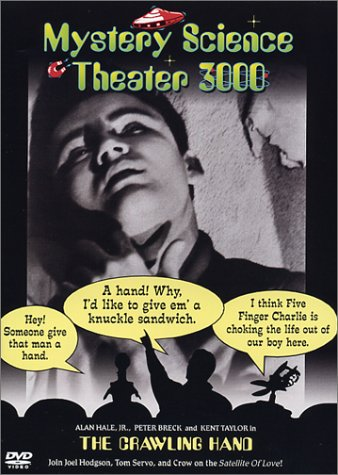 Mystery Science Theater 3000: Crawling Hand [DVD] [Import]