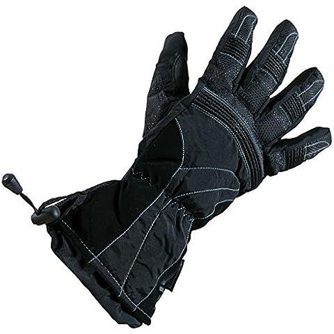 Richa Sonda térmica impermeable de Hipora moto motocicleta guantes negro