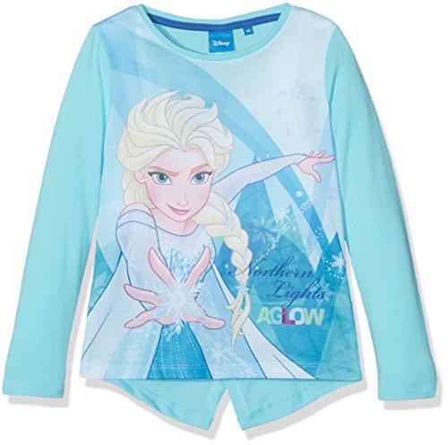 Disney Frozen Northen Lights, Camiseta de Manga Larga para Niñas
