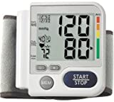 IBP Automatic Wrist Blood Pressure Monitor - HL168ZA BPM
