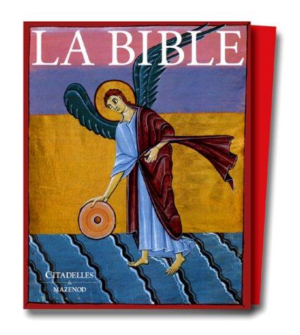 La Bible de Jérusalem : texte et enluminures du VIe au XIIe siècle