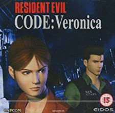 Resident Evil - CODE: Veronica (Dreamcast)