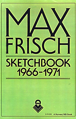 Sketchbook 1966-1971
