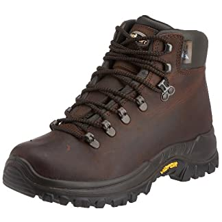 Grisport Unisex Avenger Hiking Boot, Brown, 8 UK 4