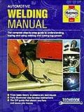 Automotive Welding Manual (Haynes Techbooks)