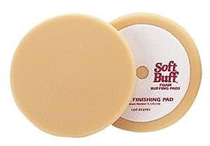 Meguiars 205mm 8 mirror glaze soft buff 2 0 foam finishing pad