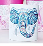 Taza Elefante …Tnico By Leblueparrot