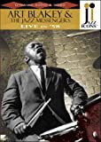Art Blakey and the Jazz Messengers - Live in 58 (Jazz Icons)