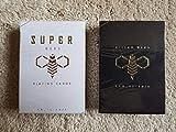Ellusionst Killer & Super Bees Kartenspiel Spielkarten Playing Cards 2 Deck Set...