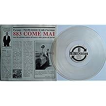 """883 - Max Pezzali: """"Come Mai"""" - Vinile TRASPARENTE (Limited Edition / Edizione Limitata) (4 Tracks) (LP,Vinyl - 1993)"""