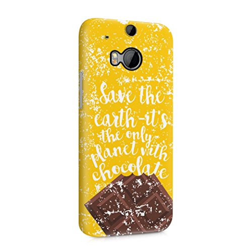 save-the-earth-its-only-planet-with-chocolate-plastic-phone-case-cover-shell-for-htc-one-m8-carcasa
