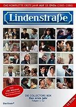 Lindenstraße - Das komplette 1. Jahr (Folge 1 - 52) (Collector's Box, 11 DVDs) hier kaufen