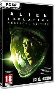 Alien: Isolation - Nostromo Edition (PC DVD)