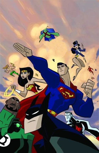 Justice League Unlimited 3: Champions of Justice