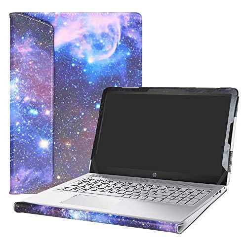 alapmk Schutzhülle für 39,6cm HP Pavilion 1515-auxxx (15-au000zu 15-au999, Wie 15-au123cl 15-au018wm 15-au010wm 15-au020wm, Etc.) Series Laptop Mehrfarbig Galaxy