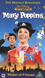 Mary Poppins (1964) (Disney) [VHS] [1965]