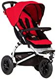 Mountain Buggy 2015 Swift Compact Stroller, Berry by Mountain Buggy