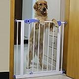 Baby Treppen Zaun Erweiterung Sicherheitsbarriere Isolierung Türen Infant Kindersicherheit Tür Bars Pet Hunde Zaun Bars 75-84 Cm (größe : 75-84cm)