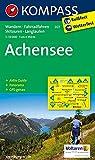 Achensee: Wanderkarte mit Aktiv Guide, Panorama, Radrouten, Skitouren und Loipen. GPS-genau. 1:35000 (KOMPASS-Wanderkarten, Band 27)