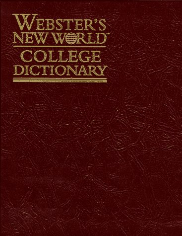 websters-new-world-college-dictionary-leather-kraft-thumb-indexed-the-definitive-guide-american-engl