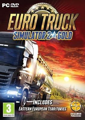 Euro Truck Simulator 2 Gold [Download]