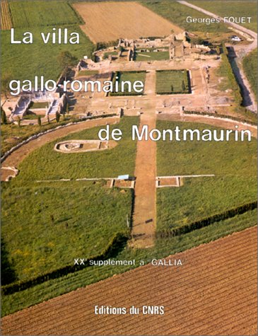 Villa gallo-romaine de Montmaurin, Haute-Garonne, 1983 par G. Fouet