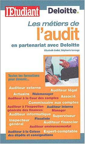 Métiers & formations : De l'audit et du conseil