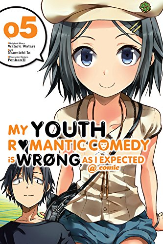 Preisvergleich Produktbild My Youth Romantic Comedy is Wrong,  As I Expected,  Vol. 5 (light novel)