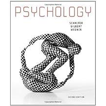 Psychology by Schacter, Daniel L., Gilbert, Daniel T., Wegner, Daniel M. 2nd (second) Edition [Hardcover(2010)]