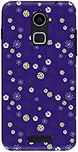 The Racoon Lean printed designer hard back mobile phone case cover for Coolpad Note 3 Plus. (Dark Ladyb)