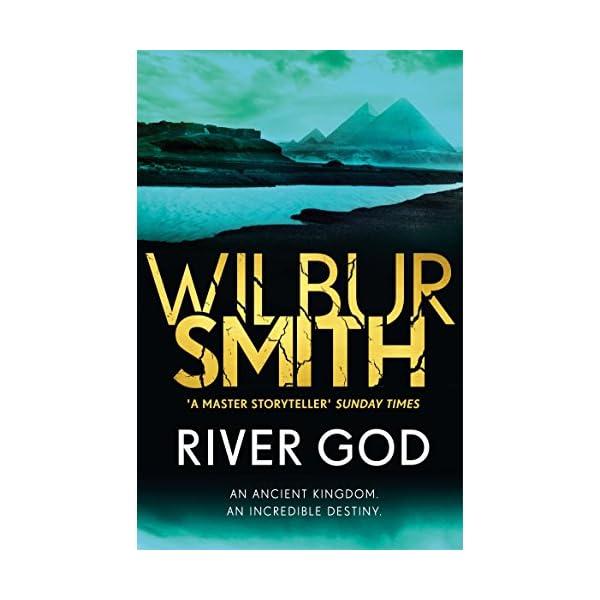 River God: The Egyptian Series 1 (Egypt Series) 51ZCXe08meL