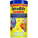 Tetra Bits Complete Fish Food for Growth and Health, 375 g
