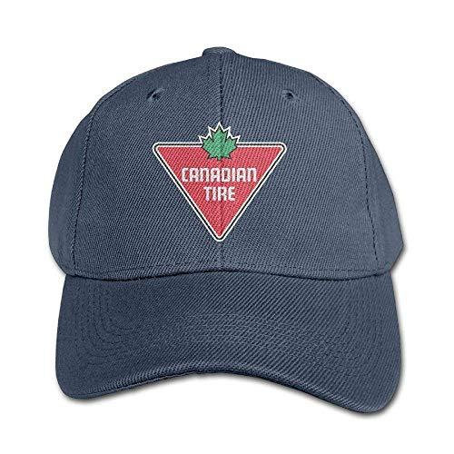 Xukmefat Child Canadian Tire Twill Adjustable Outdoor Peaked Hat Baseball Cap PK929