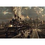 Schmidt Locomotive Jigsaw Puzzle (1000-Piece)