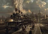 Schmidt Spiele Puzzle 58206 - Lokomotive