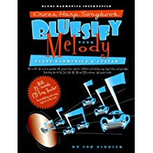 Jon Gindick Cross Harp Songbook Bluesify Your Melody Gtr Book/Cd