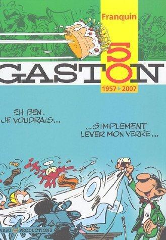 Gaston, Tome 50 : 1957-2007
