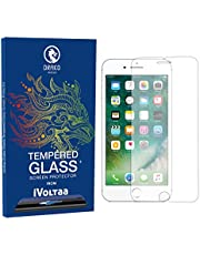 iVoltaa Drako Shield Tempered Glass Screen Protector for iPhone 7 Plus and iPhone 8 Plus