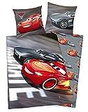 Disney Cars Bettwäsche 135 x 200 cm McQueen jackson storm Baumwolle