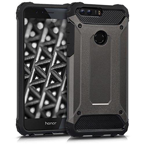 kwmobile Huawei Honor 8 / Honor 8 Premium Hülle - Hybrid Handy Cover Case Schutzhülle - Handyhülle für Huawei Honor 8 / Honor 8 Premium